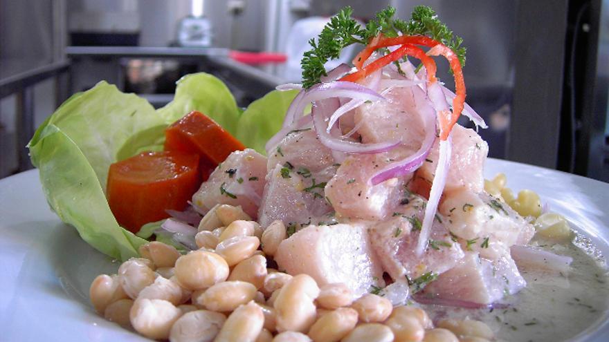 Gastronomía peruana, ceviche