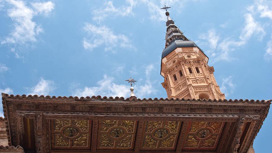 La Iglesia puso a su nombre, en 2015, la Colegiata de Santa María la Mayor de Calatayud