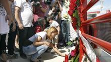 Diez años en busca de justicia para las familias de las víctimas del accidente de tren de Castelldefels