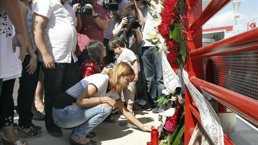 Reabren el caso del atropello de tren en Castelldefels que causó doce muertos