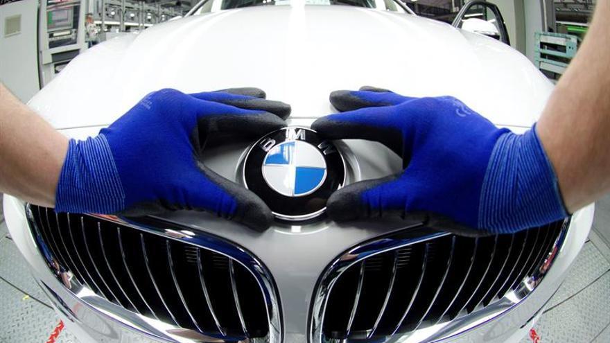 BMW gana hasta septiembre 5.411 millones de euros, un 11,7 por ciento más