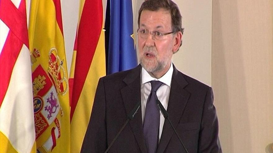 Rajoy vuelve en campaña a Cataluña en plena escalada de tensión Generalitat-Gobierno