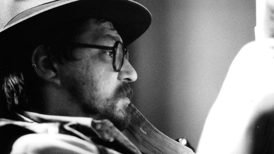 Retrato de Fassbinder.