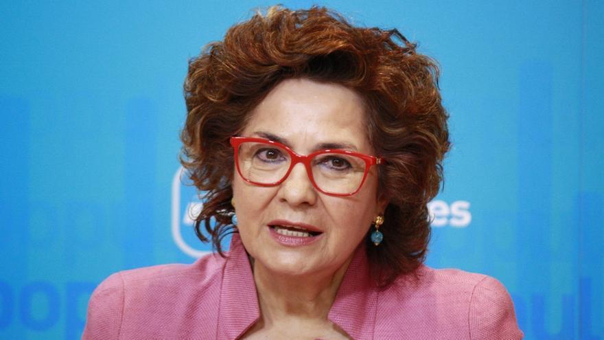 """PP pone en valor la """"transparencia"""" de la declaración de bienes de Cospedal, la presidenta regional """"que menos cobra"""""""