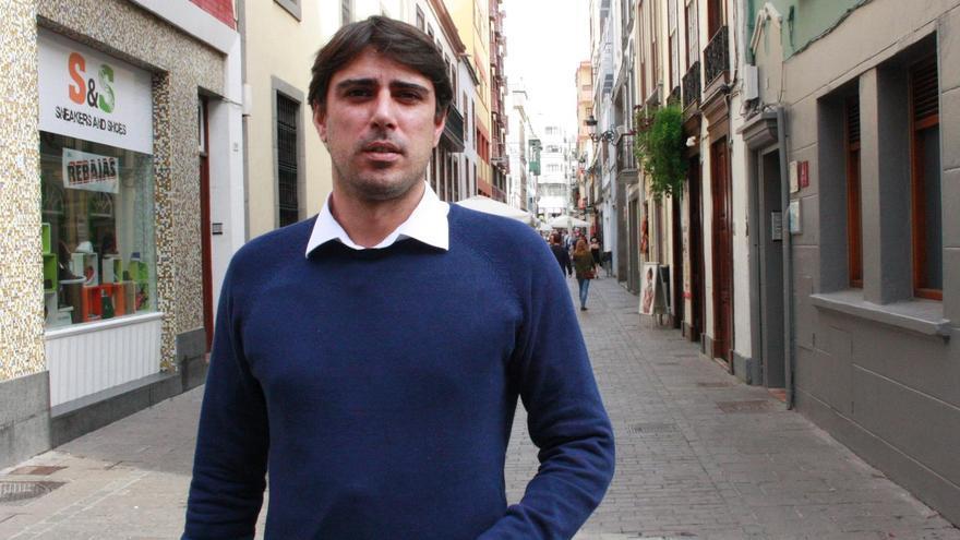 Manuel Abrante ,concejal de Infraestructuras, Obras y Servicios Públicos del Ayuntamiento de Santa Cruz de La Palma.