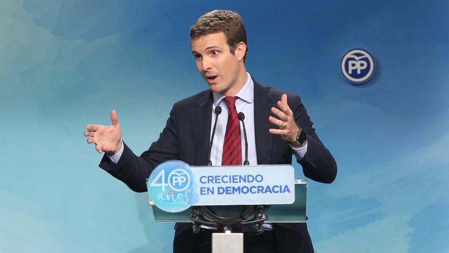 'Génova' evitará los ataques al PSC y espera que Iceta no apueste por reeditar el tripartito