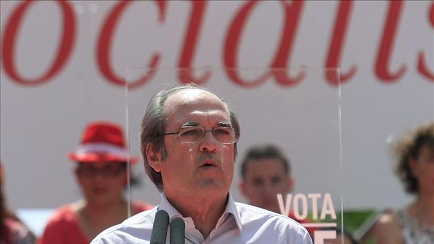 """Gabilondo afronta el resto de campaña con más """"necesidad"""" de cambiar Madrid"""