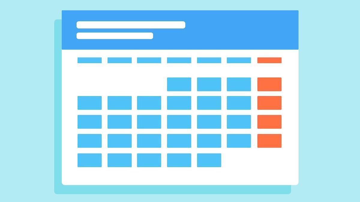 Consejos para Google Calendar y Calendario de iOS.