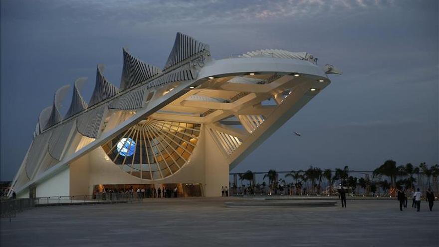 """El Museo del Mañana de Río de Janeiro, """"arquitectura parlante"""" para Calatrava"""