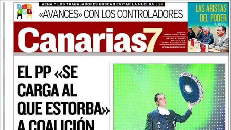 De las portadas del día (06/08/2010) #11