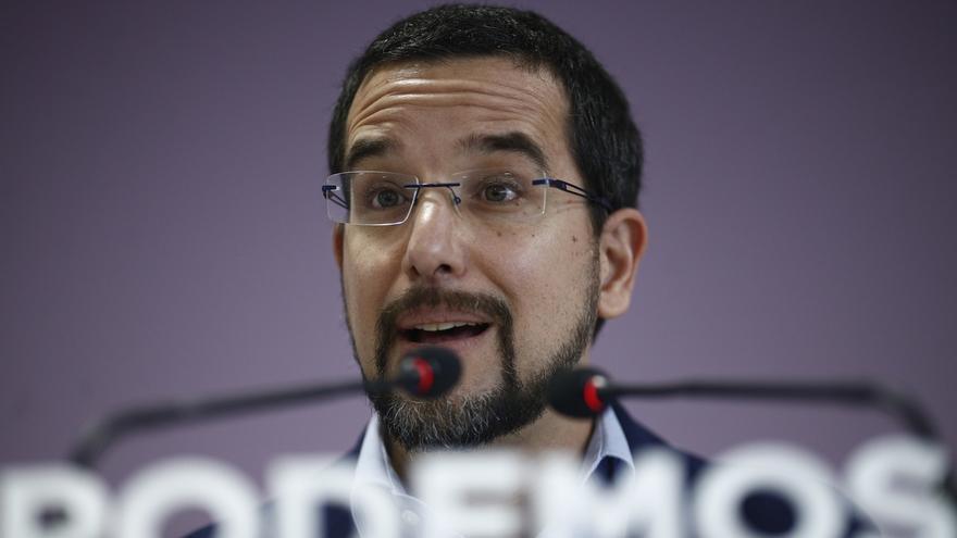 """Pascual: """"La ausencia de debates abiertos y las listas elaboradas sin primarias son propias de la vieja política"""""""