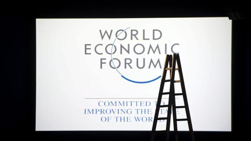 Cameron, Rousseff y Draghi intervienen hoy en el Foro Económico de Davos
