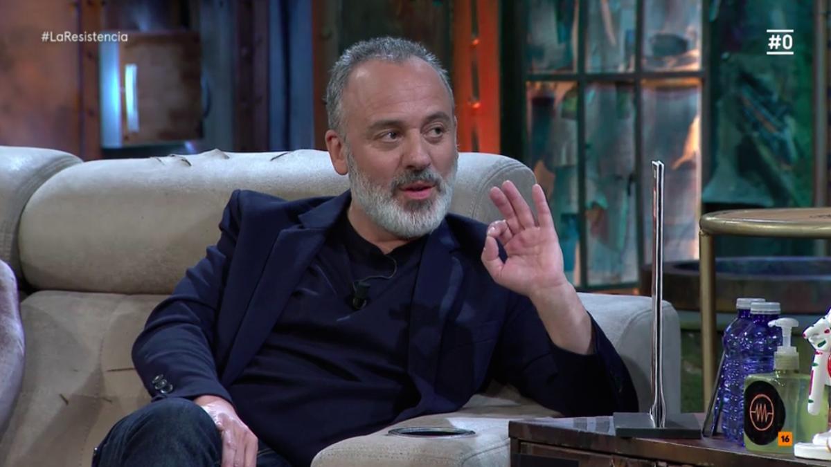 Javier Gutiérrez, en 'La Resistencia'