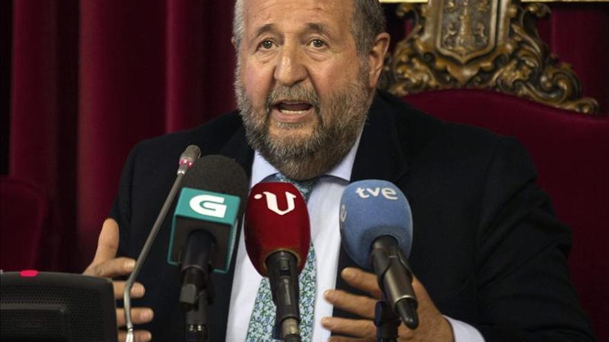 El alcalde de Lugo presenta un escrito para pedir el levantamiento del secreto de sumario