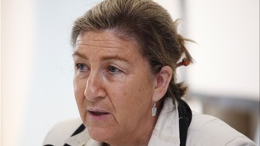 La Presidenta Del Foro De La Industria Nuclear, María Teresa Domínguez