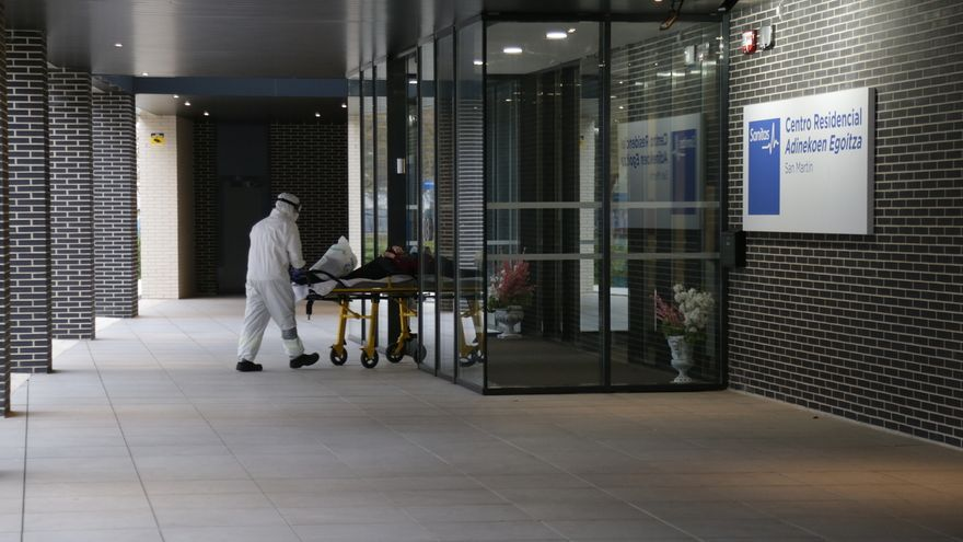 Fallecen 34 enfermos más, elevando a 241 los muertos en Euskadi