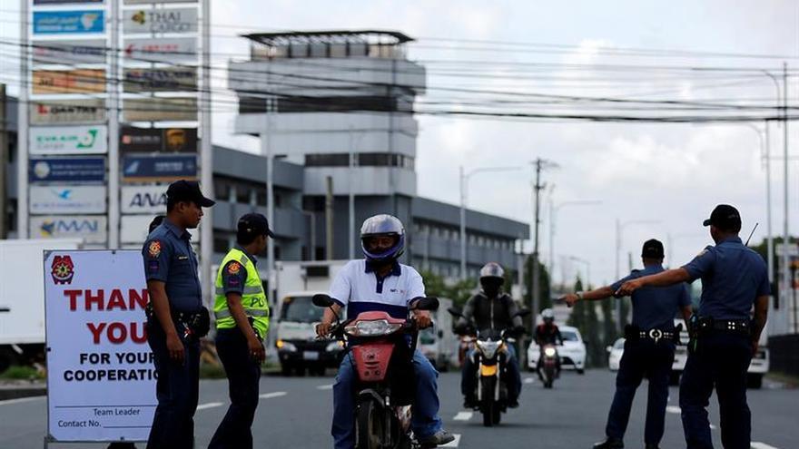 Filipinas refuerza su seguridad tras el atentado con 14 muertos en Davao