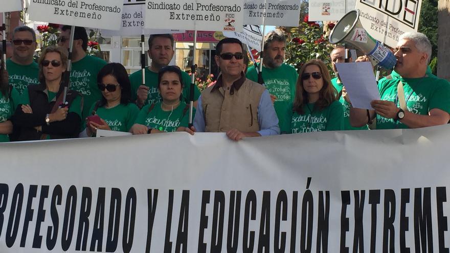 Pide Extremadura manifestación 6 Mayo