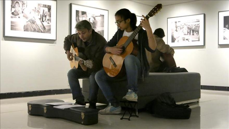 Un joven indio gana el I Concurso Internacional de Guitarra Clásica de Delhi