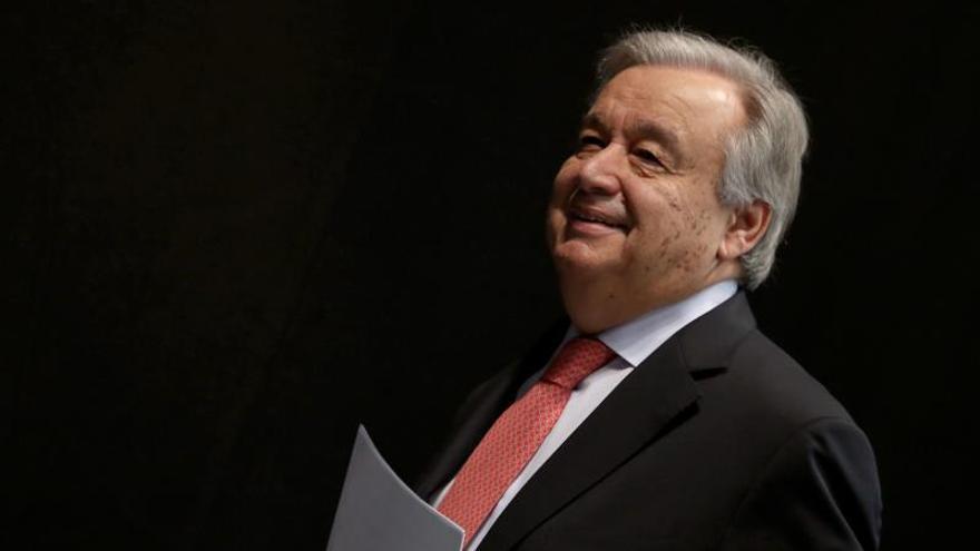 Guterres reivindica el papel de los jóvenes en la defensa de derechos humanos