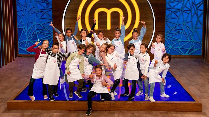 """'MasterChef Junior' presenta a sus 16 nuevos niños estrella, con dos gemelas """"por el precio de una"""""""