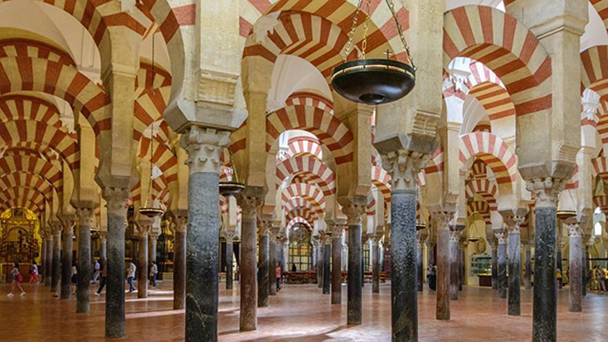 Mezquita de Córdoba, Monumentos islámicos en España