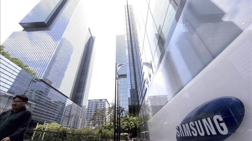 Samsung estima una caída del 24,4% en su beneficio operativo en abril-junio