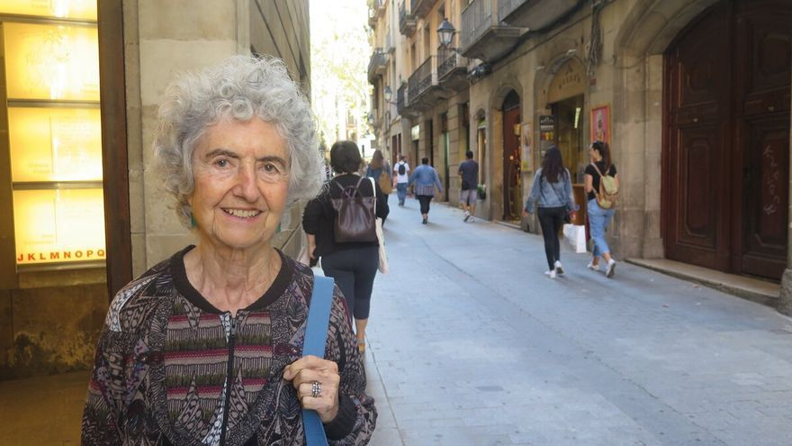 Lourdes Benería, catedrática emérita de la Universidad de Cornell.