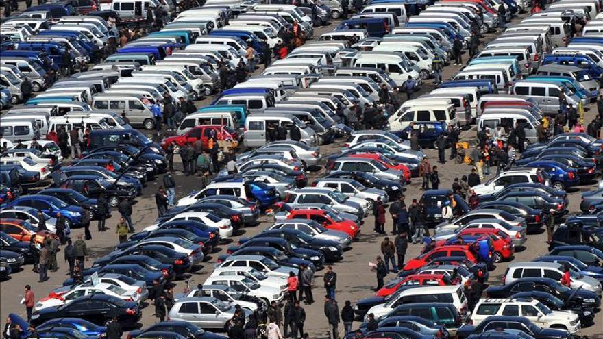 China superará este año a EE.UU. como mayor mercado de coches eléctricos