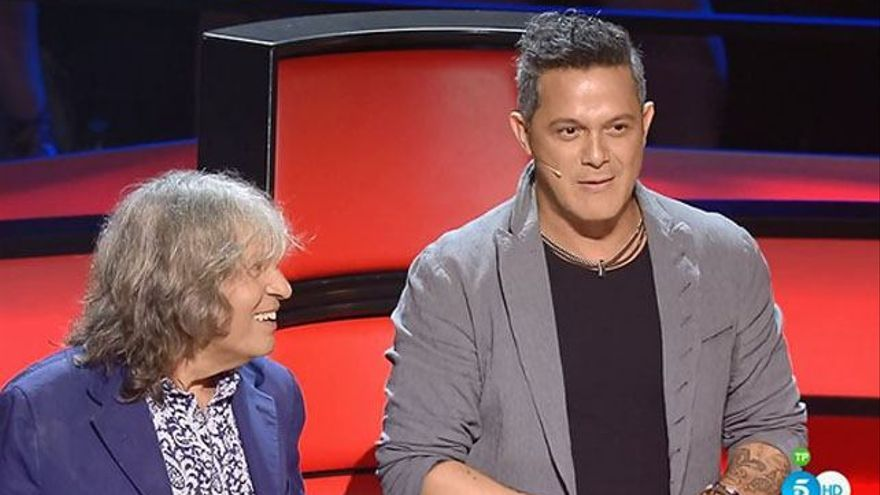 'La Voz' gana cuota en 'Las batallas' frente a 'Velvet', que bate récord de fans