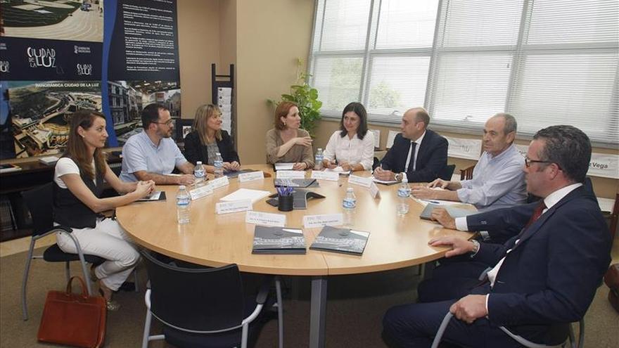 Bruselas decidirá si hay dación en pago o nueva subasta de Ciudad de la Luz de Alicante