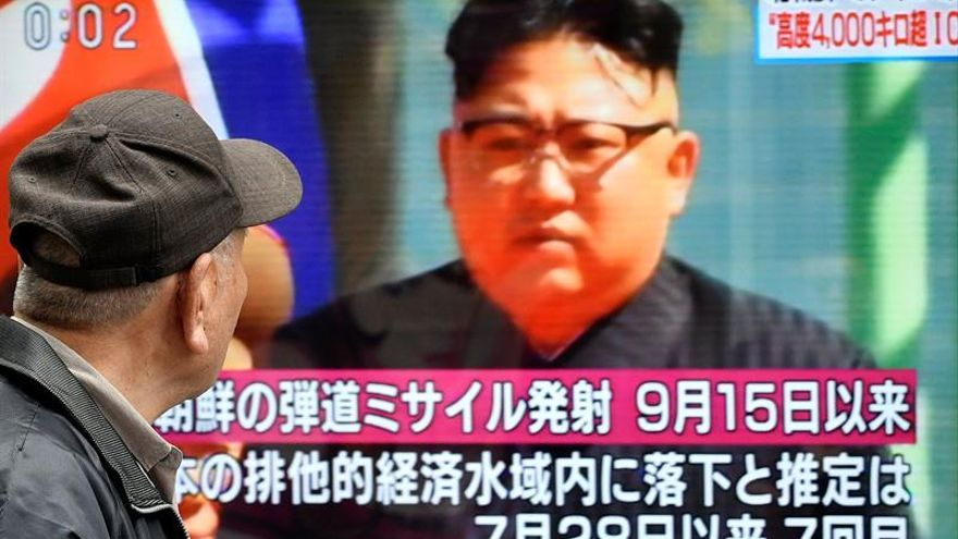 """Kim Jong-un dice que Pyongyang supone una """"amenaza nuclear sustancial"""" para EEUU"""