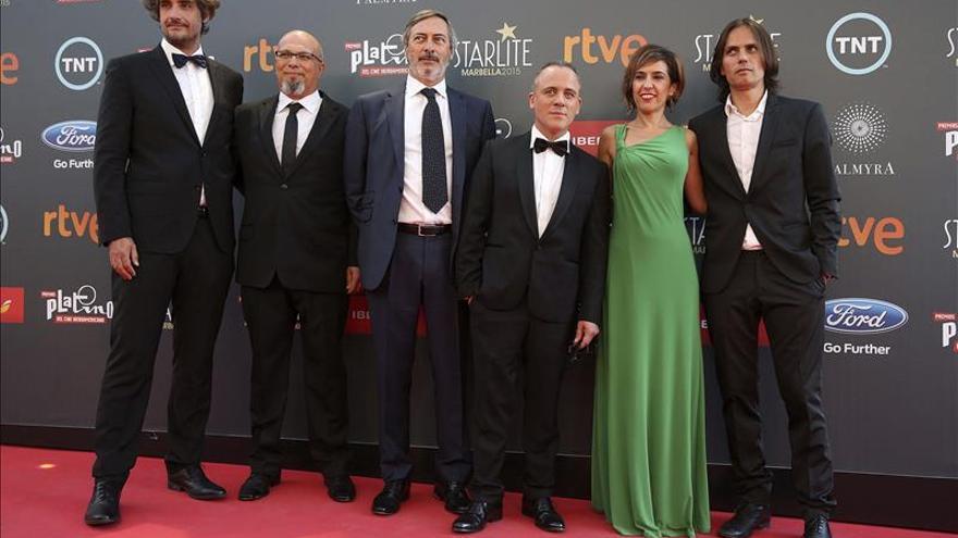 """La isla mínima"" inaugura el VI festival de cine español de Pekín"