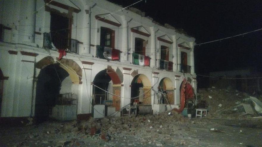 Así se explican los coloridos destellos vistos en el terremoto de México