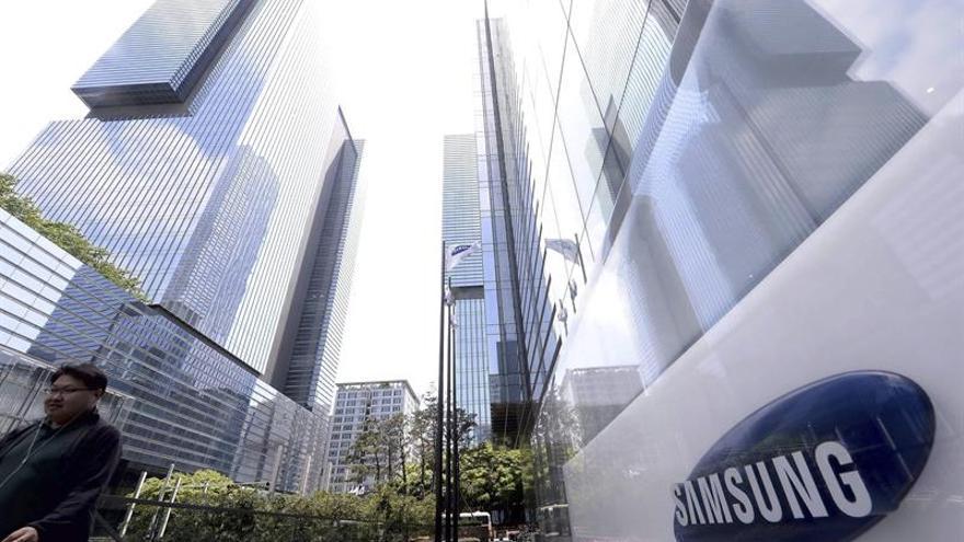 Samsung amplía un 1,7 % su beneficio neto en el segundo trimestre