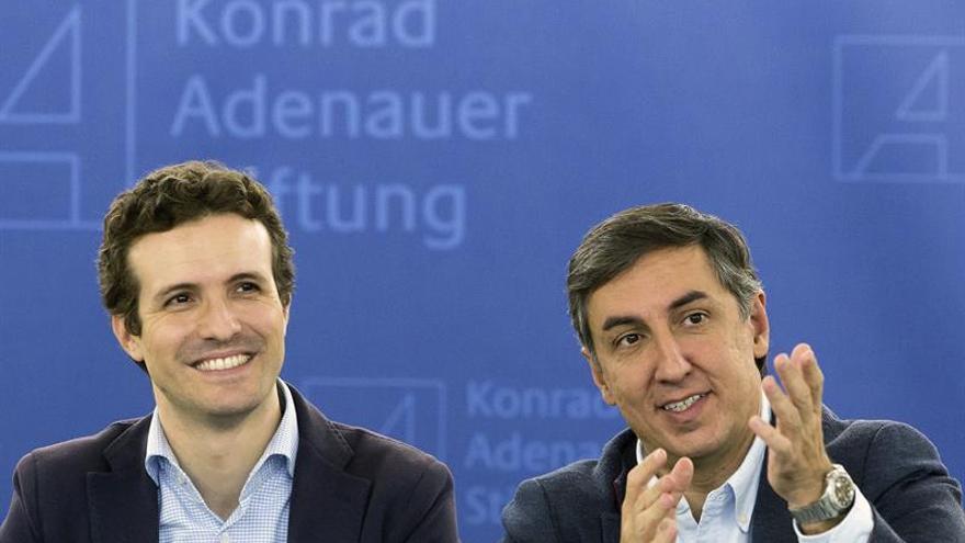 Casado: el PP priorizará un pacto con el PSOE en la negociación de los Presupuestos