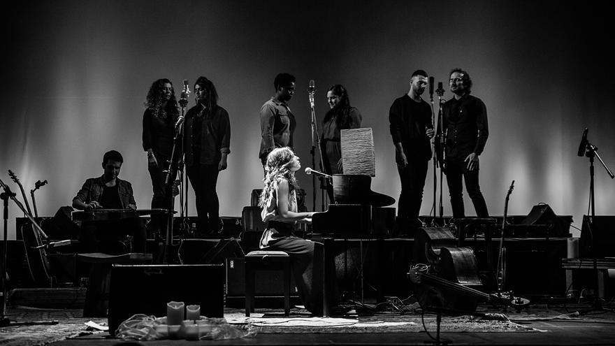 ELE presentará en Santander los temas de su primer disco, bautizado como 'Summer Rain'. | GUS ALVES