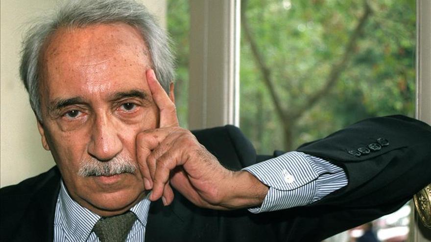 Salvador Pániker, partidario de no trazar nuevas fronteras
