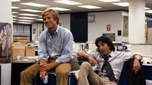 Fotograma de 'Todos los hombres del presidente' (1976)