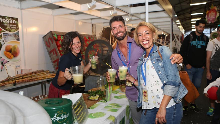 Feria Gran Canaria Me Gusta en Infecar (Las Palmas de Gran Canaria). Alejandro Ramos.