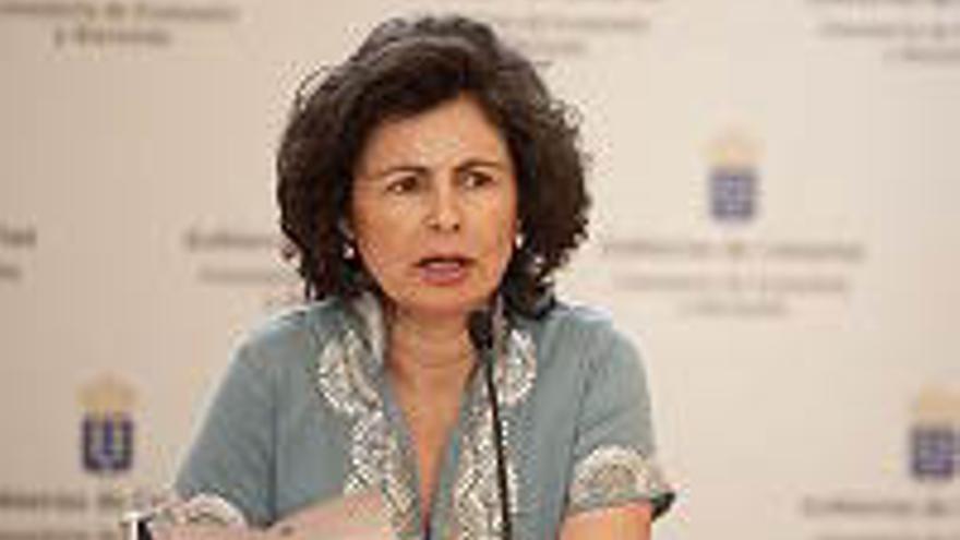 Viceconsejera de Soria y vocal del consejo de Gestur Tenerife
