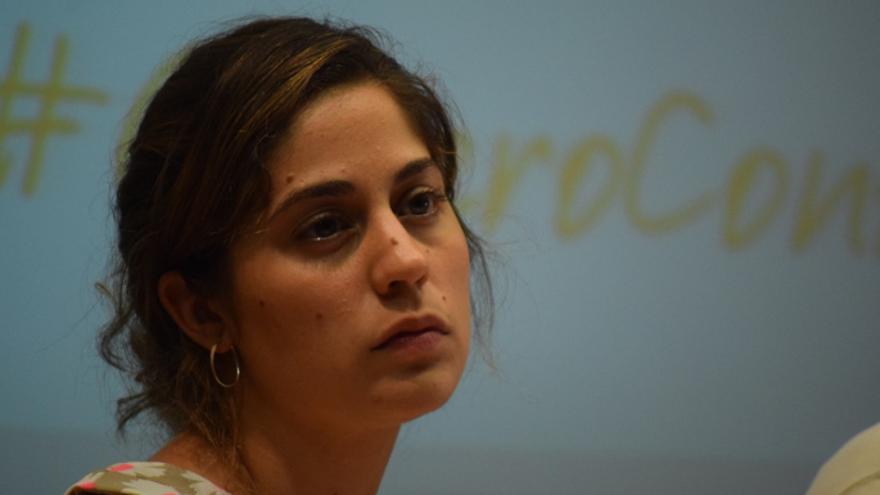 Lara Fernández en Ciudad Real
