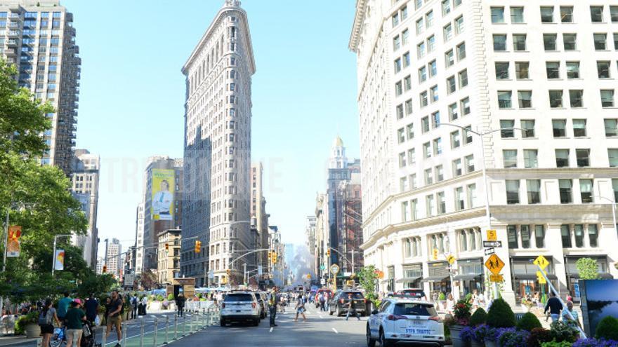 En Nueva York, el programa Visión Cero se centró en 50 calles y cruces con altas tasas de accidentes