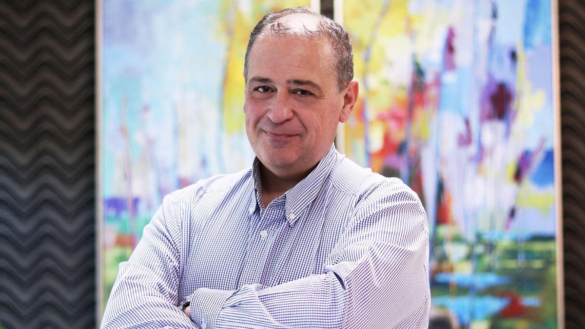 Manuel Fuentes, fundador y socio de GKR 'eSports'