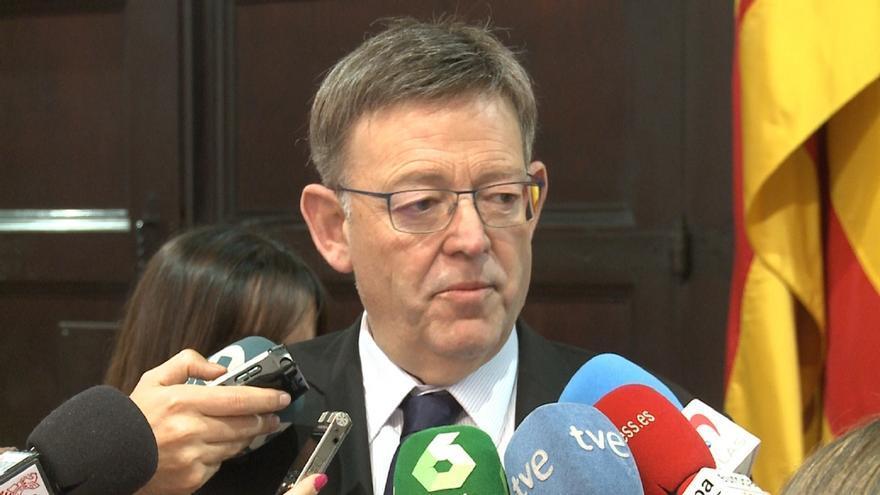 """Puig asegura que lo """"fundamental"""" en el proceso del PSOE son los """"contenidos de la renovación"""""""