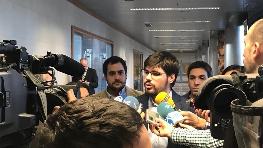 """E-Podemos ve """"complicado"""" un acuerdo presupuestario ante la falta de """"voluntad"""" del Gobierno Vasco"""