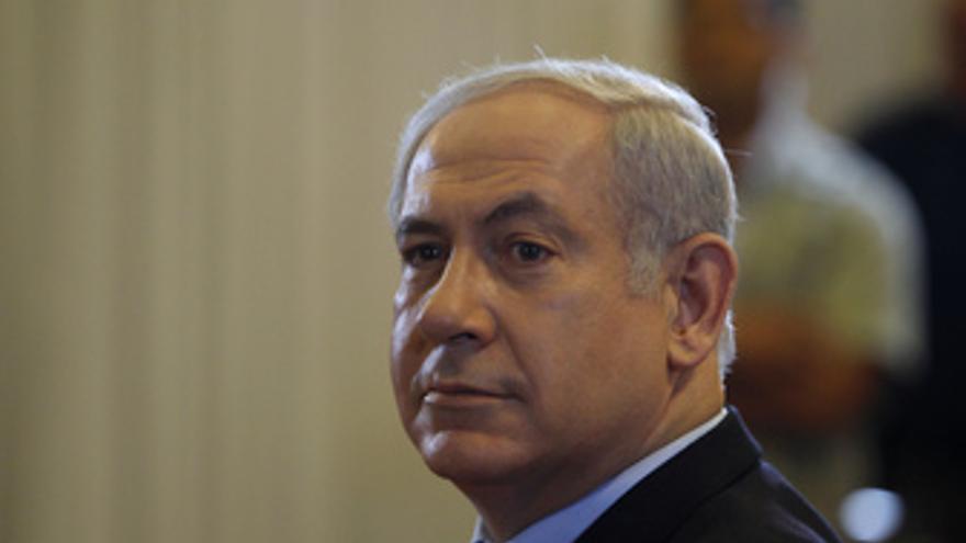 Primer ministro israelí, Benjamin Netanyahu