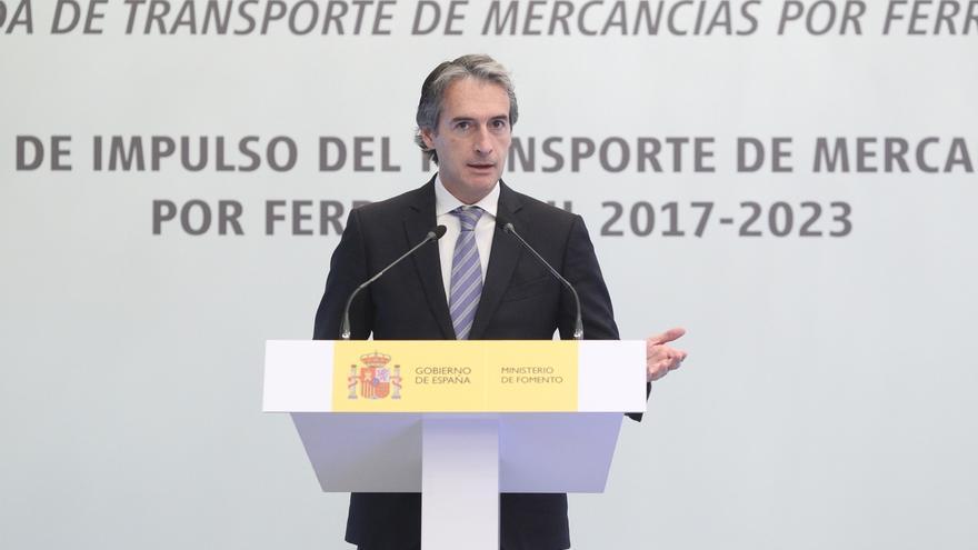 El Gobierno licita otro tramo de la 'Y' vasca por 89 millones de euros