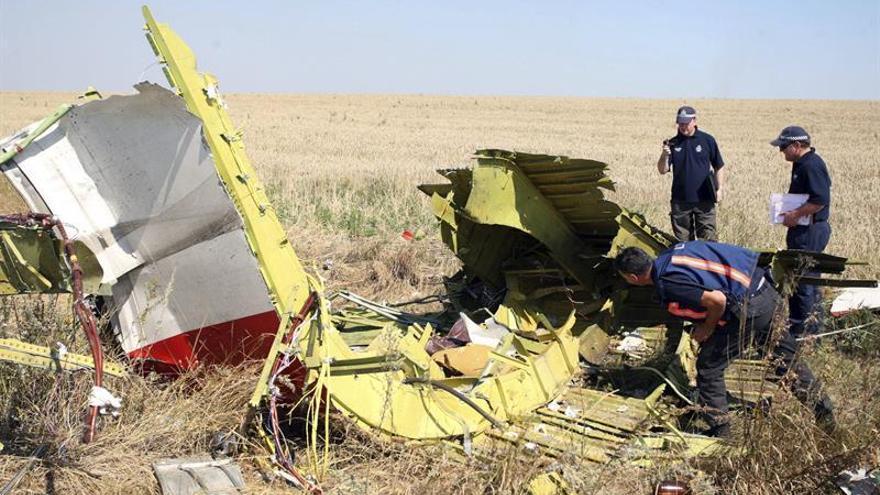 Los sospechosos del ataque al MH17 en Ucrania podrán ser juzgados en Holanda