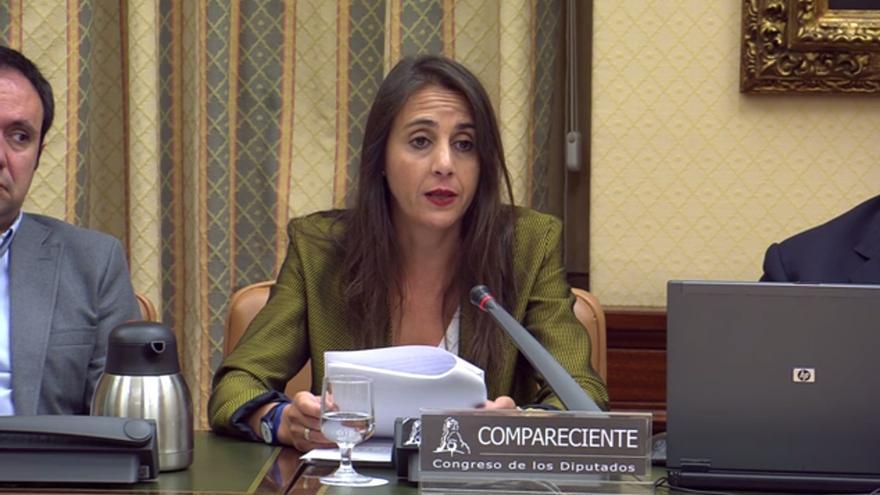 Carmen Jiménez Berrocal, directora de la oficina de atención a víctimas de Renfe